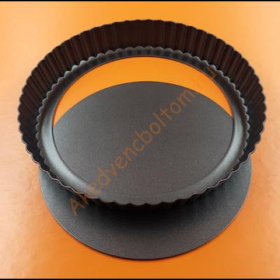 Pite forma fekete 20cm