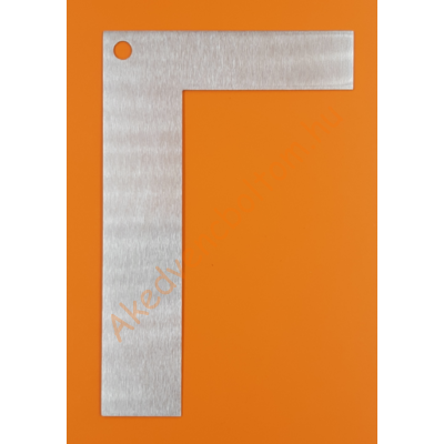 Torta oldal simító mintázó fém habkártya