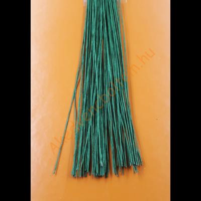 Virágdrót zöld 1,1 mm