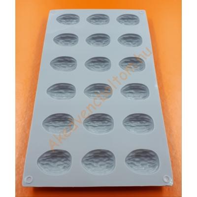 Dió 18 darabos szilikon mousse sütőforma